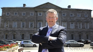 Independent Galway East TD, Sean Canney. Photo:- Tom Burke