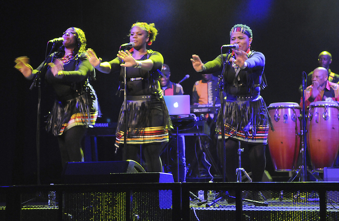 London African Gospel Choir 1