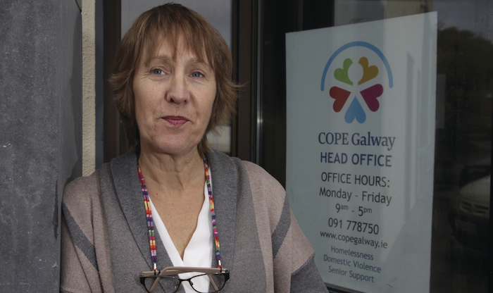 COPE Galway CEO Jacquie Horan 1