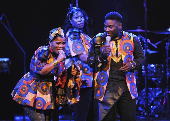 London African Gospel Choir 2
