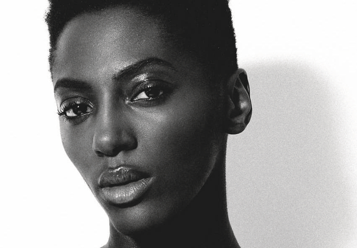 yrsa daley-ward b/w