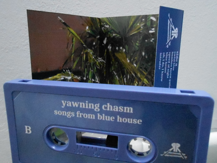 Yawning chasm cassette