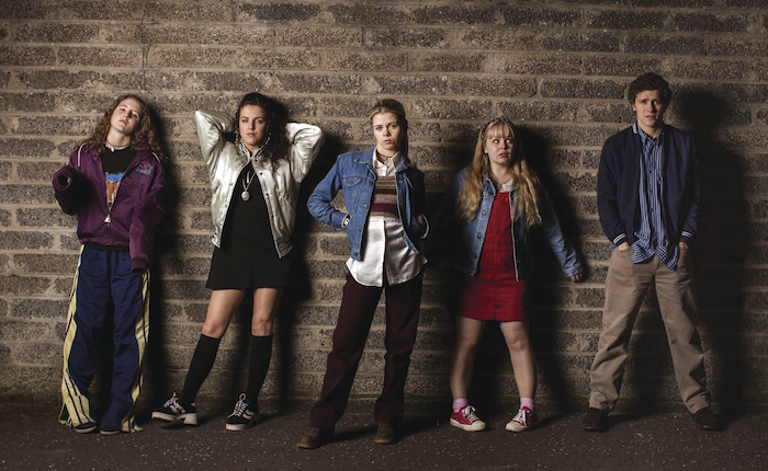 Cast of Derry Girls