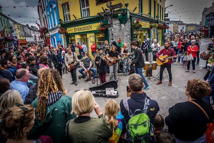 Galway street club evergreen