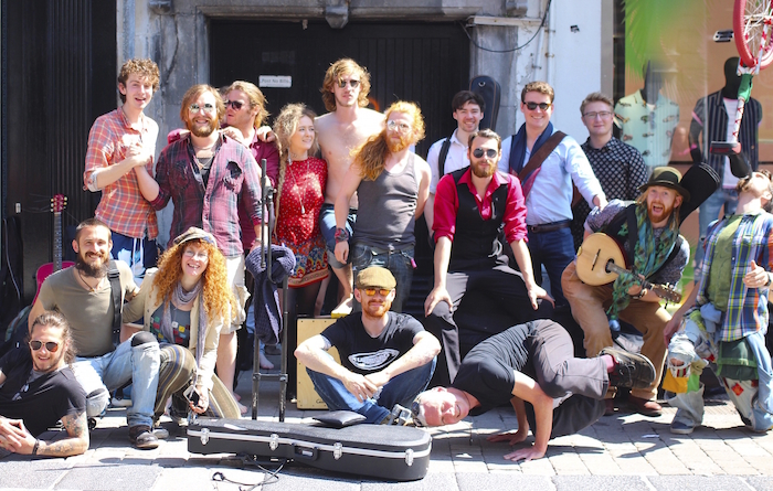 Galway Buskers Community