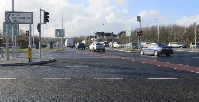 Headford Road Roundabout