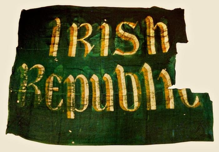 Flag of the Republic of Ireland 1916