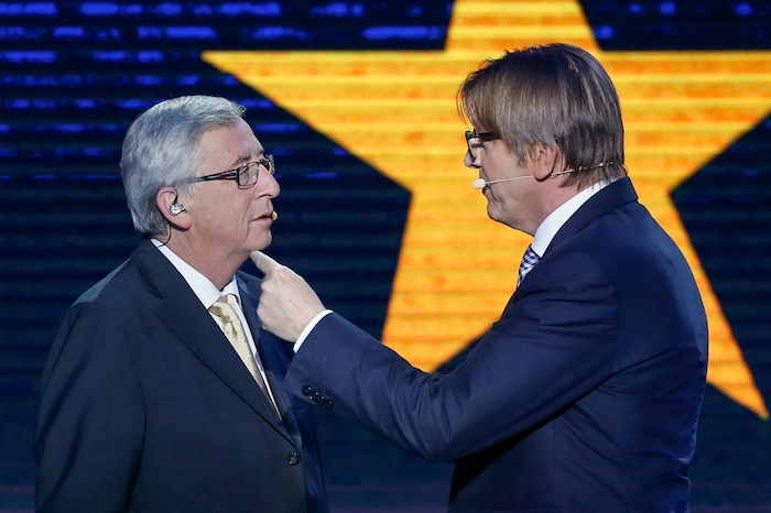 verhofstadt and junker