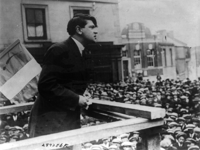 Michael Collins speech