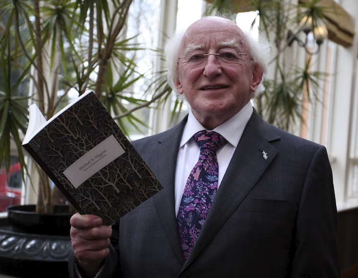 Michael D poetry reading