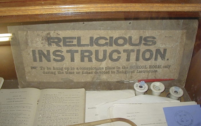 Religious instruction