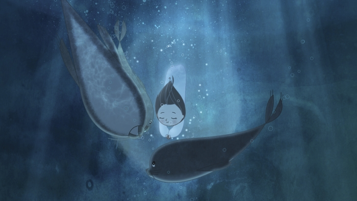 Song of the Sea blue