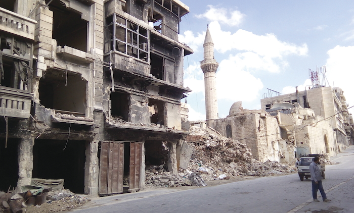 syrian destruction