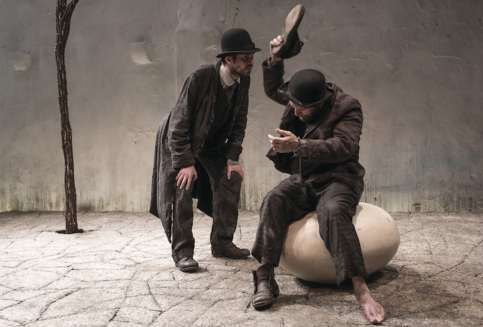 Waiting For Godot Matthew Thompson