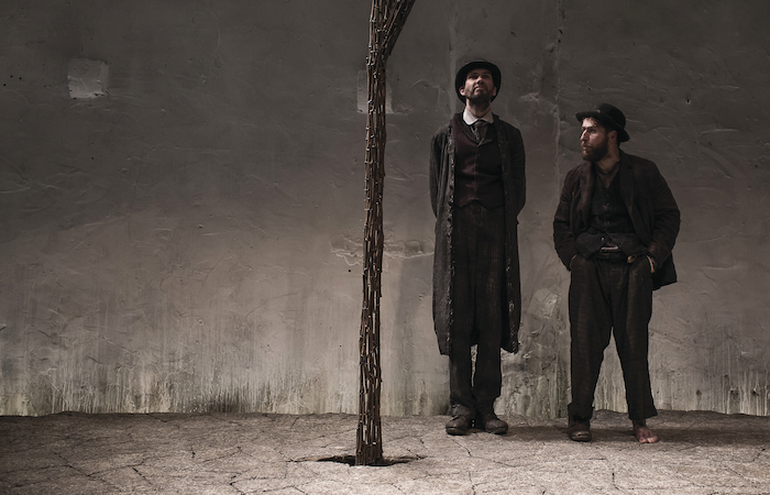 Waiting for Godot 2 Matthew Thompson
