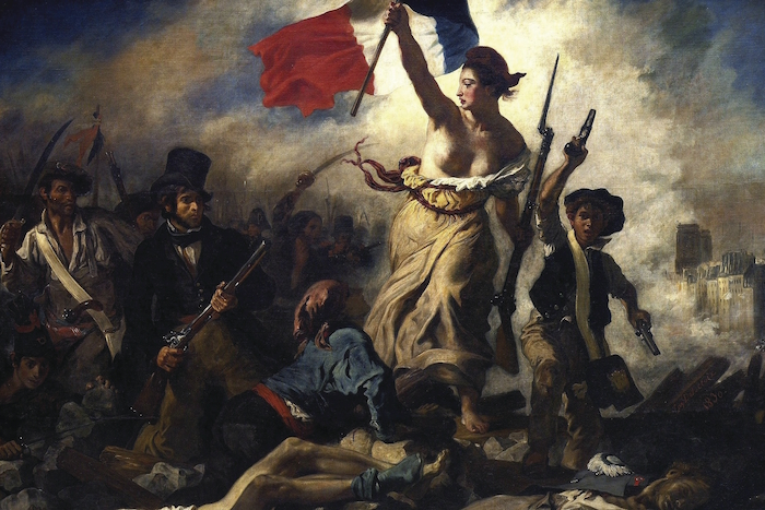 French Revolution Delacroix