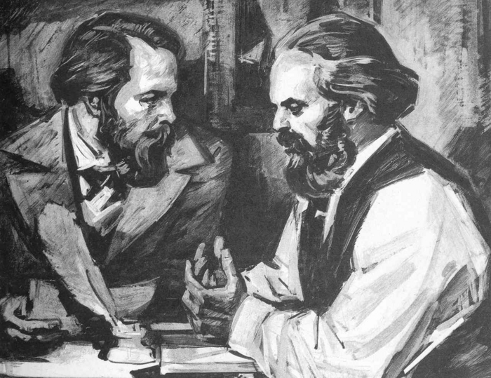 smith ricardo marx and engels weber At this time he began his studies in political economy (smith, ricardo  marx's and engels's interest in ireland, marxist traditions in the global south.