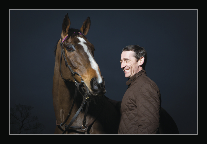 Davy Russell and Lord Windermere, presented to President Barack Obama by Henry Healy at the White House on St Patrick's Day. Photo: Martina Regan, The Equine Photographer.