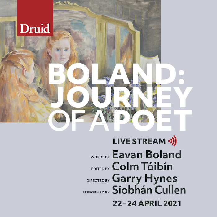 Druid Boland Journey of a Poet