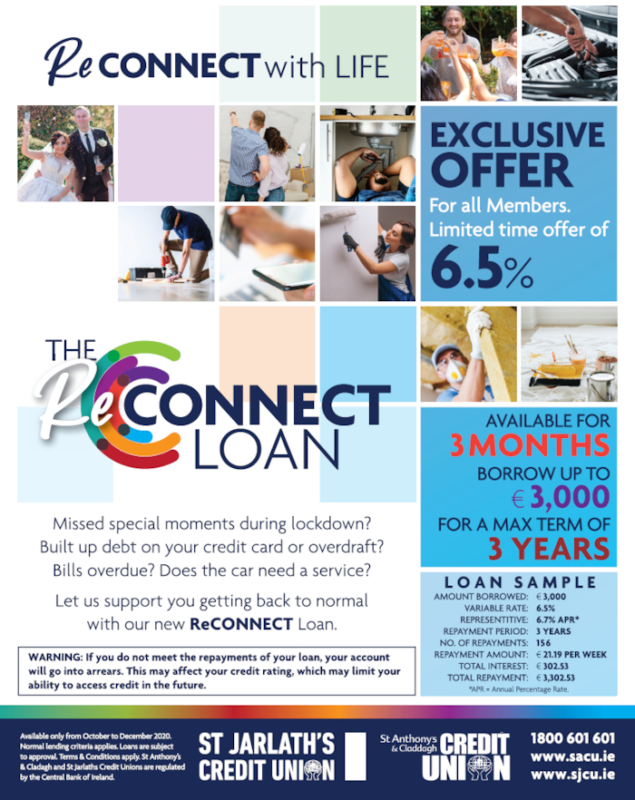 Reconnect Loan