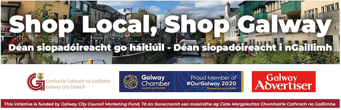 Shop local Shop Galway sponsors