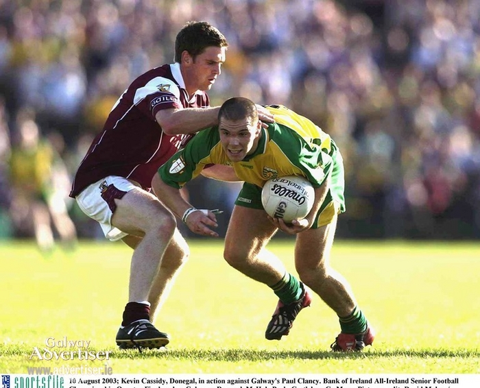 Donegal v galway 2003
